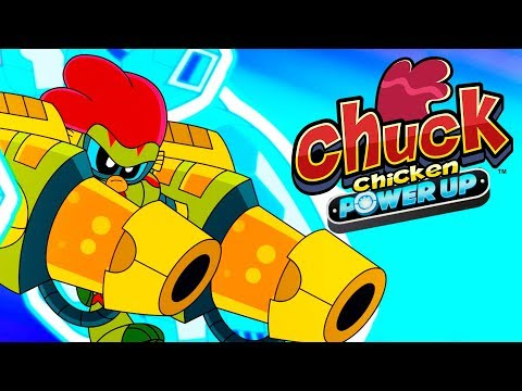 Chuck Chicken Power Up Special Episode