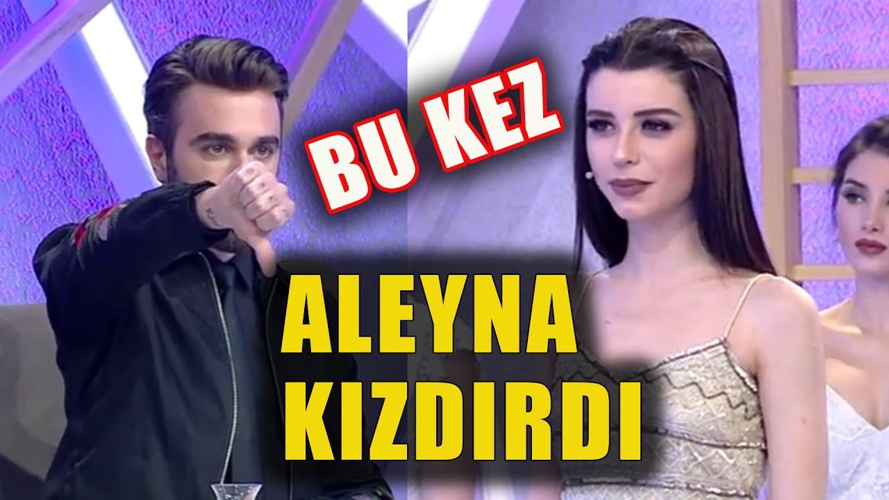 Aleyna Eroğlu'nun Hareketleri Kemal Doğulu'yu Sinirlendirdi!