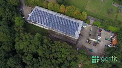 180 kWp Community Owned Solar Panel Installation - Brighton Energy Co-op