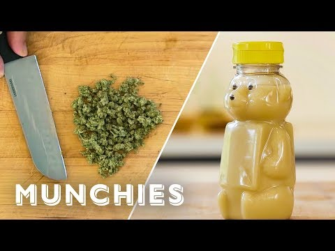 How To Make Weed-Infused Honey: BONG APPÉTIT