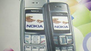 Nokia 1600 unboxing in 2017