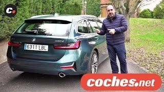 BMW Serie 3 Touring 2020 ¿El familiar perfecto? | Prueba / Review en español | coches.net