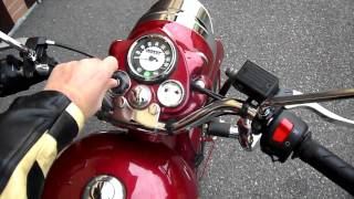 "Royal Enfield Classic Bullet  ""sound"""