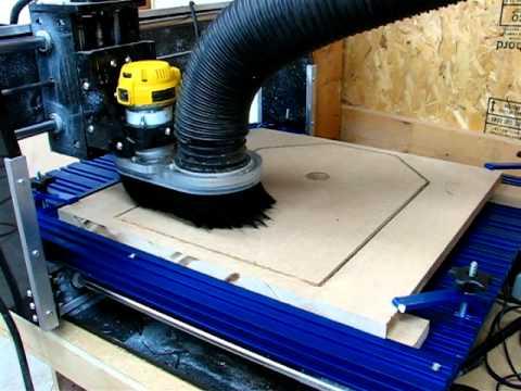 Vessel Sink base build PT 1