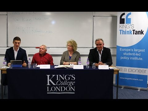 King's Think Tank on the European Migrant Crisis