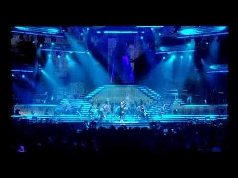 Kylie Minogue - Spinning Around [Showgirl Tour]