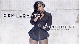 Demi Lovato - Confident (AMA's Studio Version)