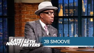 JB Smoove's Rejected SNL Pitches - Late Night with Seth Meyers