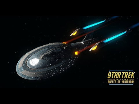 Star Trek Online: Command Assault Cruiser – Visier Class - In Zen Store Now
