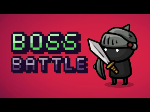 How to make a BOSS in Unity!
