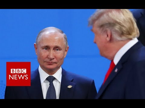 G20: Political and trade rifts threaten G20 - BBC News