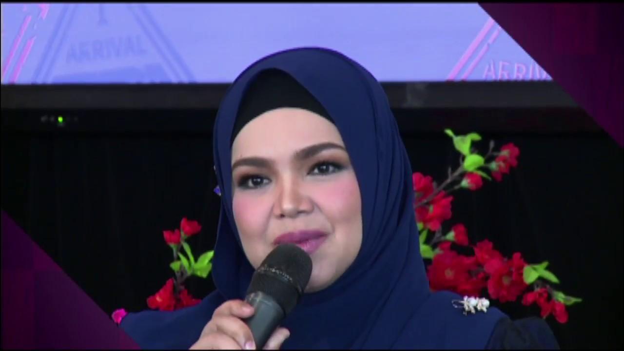 Lama Menunggu, DS Siti Nurhaliza Buka Mulut Soal