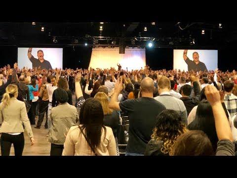Tony Robbins In Toronto