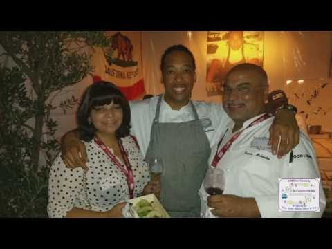 #InConcertWithIra: Los Angeles Food and Wine Festival 2015