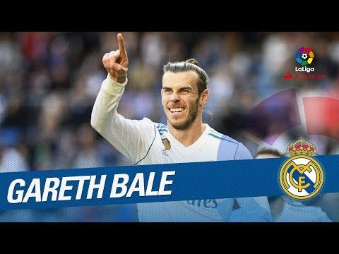 Gareth Bale Best Goals & Skills LaLiga Santander 2017/2018