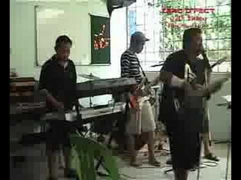 Aku Janji by Zero D'Fect Band (Rehearsal)