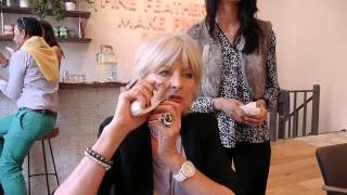 Jane Felstead Has CACI Microlift Treatment
