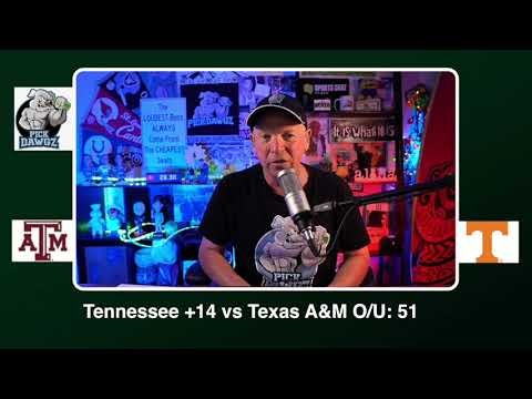 Tennessee vs Texas A&M 12/19/20 Free College Football Picks and Predictions CFB Tips