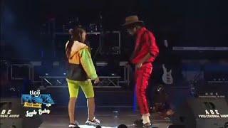 Nedy Music on stage (TIGO FIESTA dar)