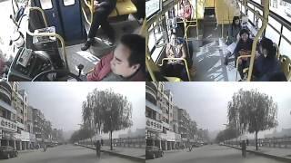 видео Видеорегистратор для авто на 4 камеры