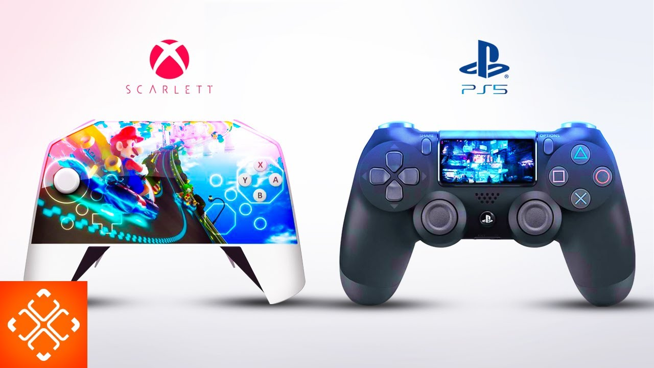 PS5 VS XBOX 2: Controllers CrossPlay Leak Confirmed - YouTube