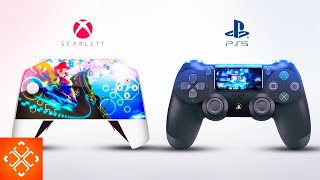 PS5 VS XBOX 2:  Controllers CrossPlay Leak Confirmed