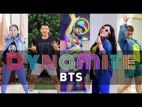 Dynamite by BTS | Live Love Party™ | Zumba® | Dance Fitness