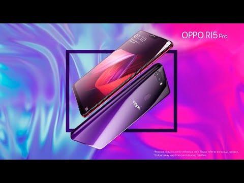 Oppo R15 Pro 128GB, 6GB RAM - Red