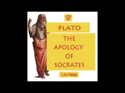 The Apology of Socrates (FULL Audiobook)