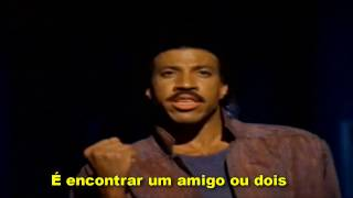 LIONEL RICHIE - SAY YOU SAY ME ( 1986 ) TRADUÇÃO - LEGENDA