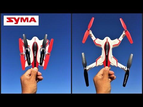 Syma X56W Wifi FPV G-sensor Foldable Drone