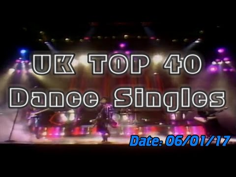 UK TOP 40 - Dance Singles Chart (06/01/2017)
