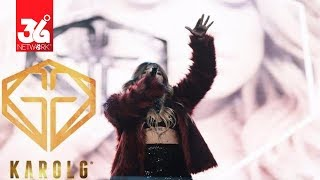 Karol G - En Vivo New York (Mega Mezcla 2016)