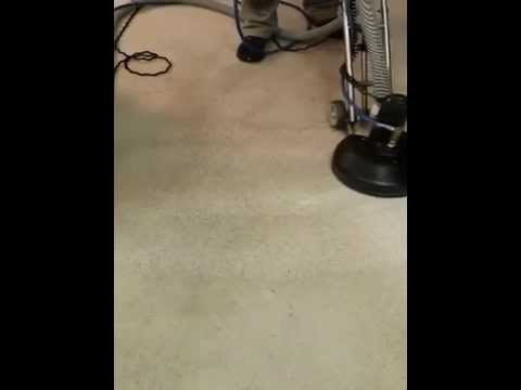 Carpet Cleaning Video by Bailey's Cleaning Service