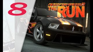 Need For Speed The Run Gameplay Walkthrough Part 8 | Top Racing Game For Pc