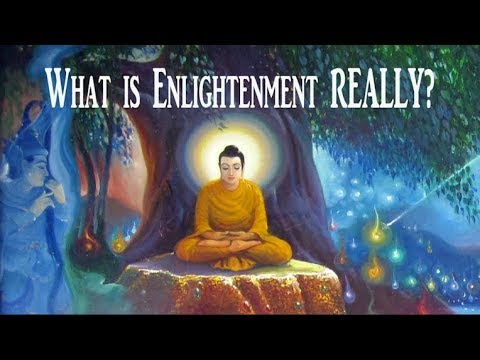 What is Enlightenment? - The REAL Meaning
