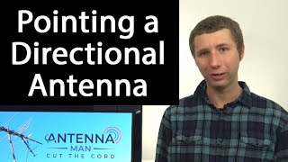 How to Correctly Point a TV Antenna for Best Reception