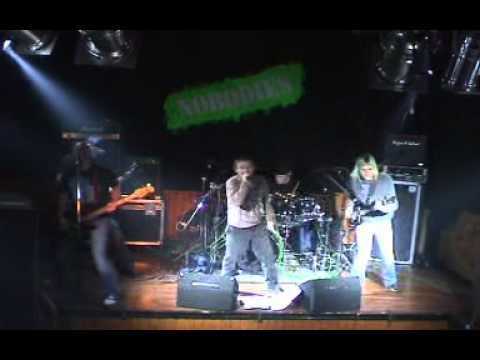 Nobodies Live at Berg's Grimstad 26.11.2004, First rehearsal with Harald V, I think