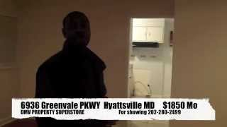 Greenvale PKWY Hyattsville Rental Property Prince George