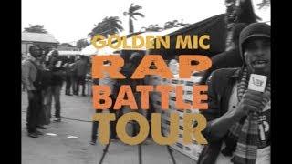 Golden Mic Rap Battle -UNILAG Nigeria