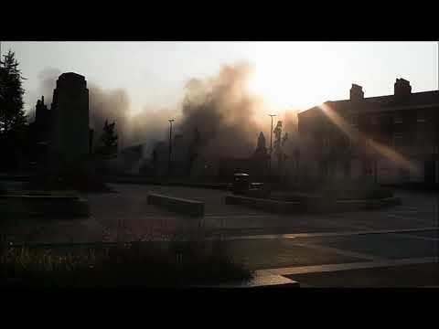 Demolition of Rishworth St multi-storey car park