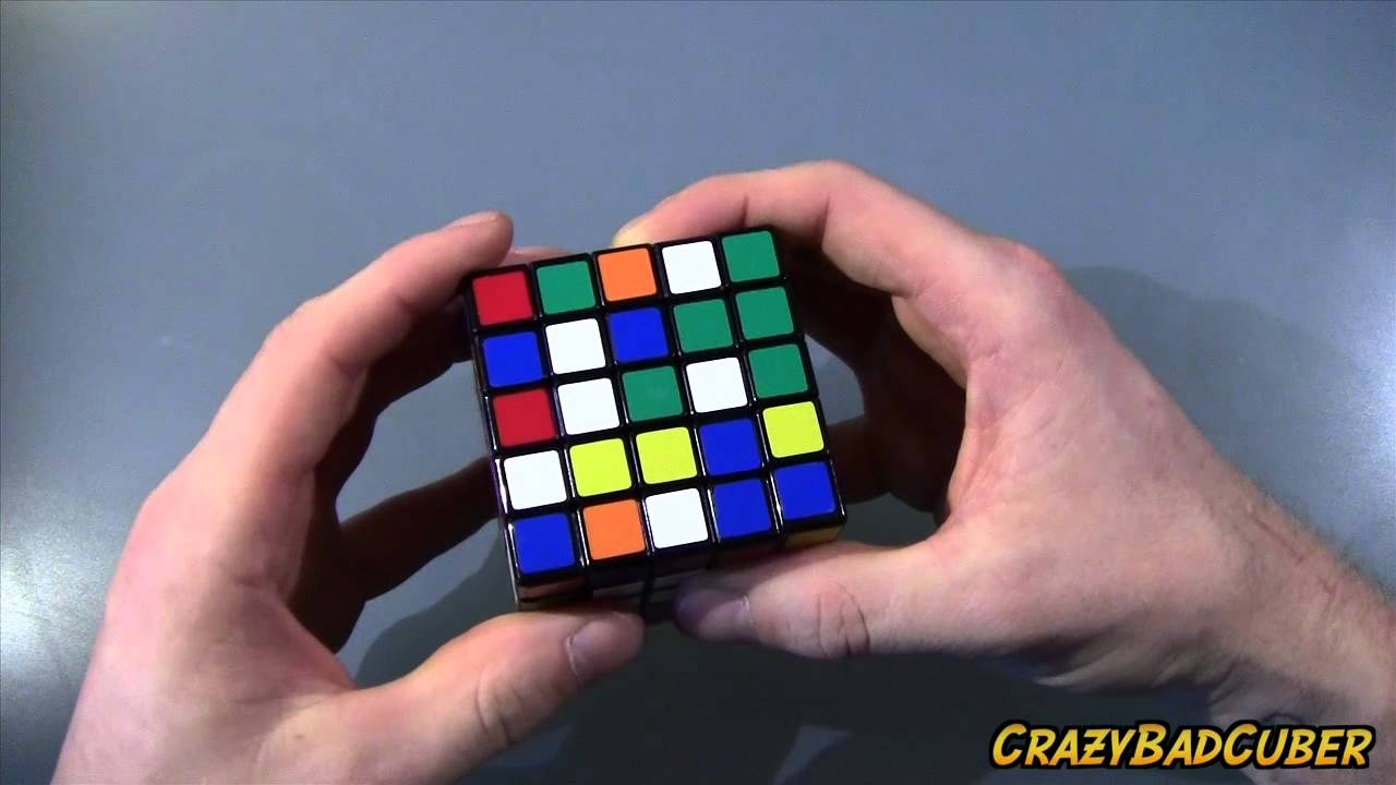 how to solve a 5x5 rubiks cube advanced centers youtube. Black Bedroom Furniture Sets. Home Design Ideas