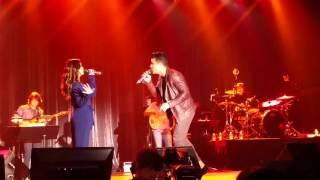Jericho Rosales and Maja Salvador's US Tour 2015