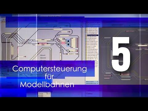 Computersteuerung für Modellbahn, Teil 5 Pilotanlage