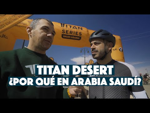 TITAN DESERT: POR QUÉ LLEVARLA A ARABIA SAUDÍ | Valentí Sanjuan y Manu Tajada from YouTube · Duration:  12 minutes 31 seconds