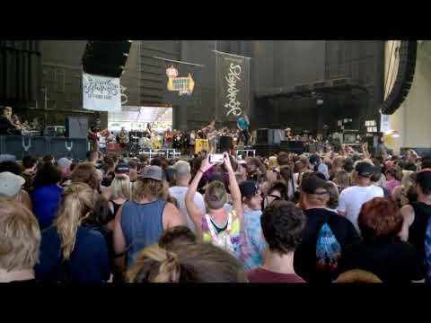 Don Broco - Stay Ignorant (Vans Warped Tour 2018, ATL)
