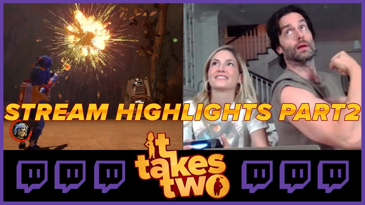 It Takes Two Highlights Part 2 | A FlexAvenue Twitch Stream