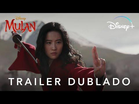 Mulan Dublado Oficial | Disney+