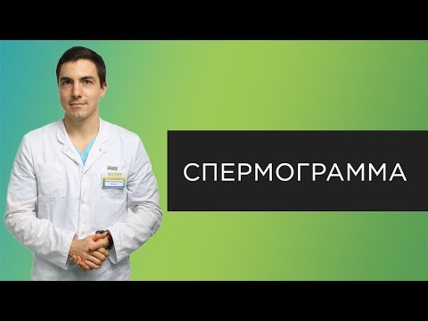 Как сдать спермограмму правильно
