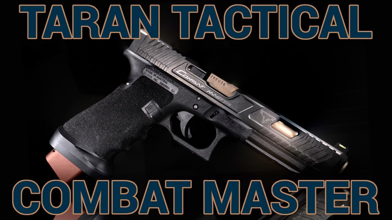 Gun Review: John Wick TTI Combat Master Package